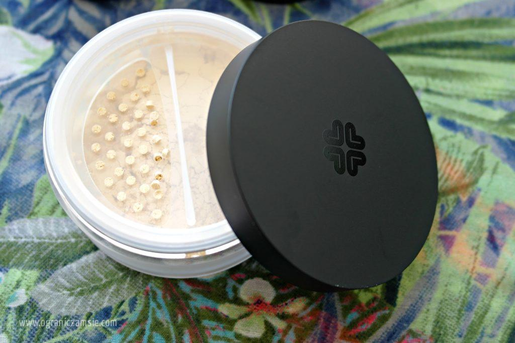 puder rozswietlajacy shimmer lily lolo
