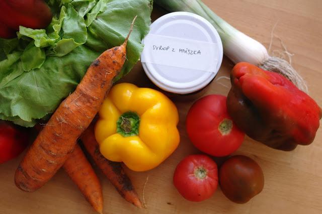 jadalnia, warzywa, kooperatywa