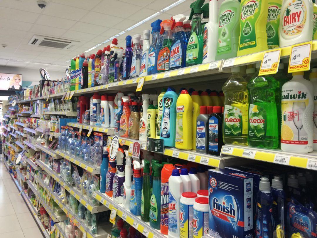 opakowania, plastik, zero waste, sklep, zakupy