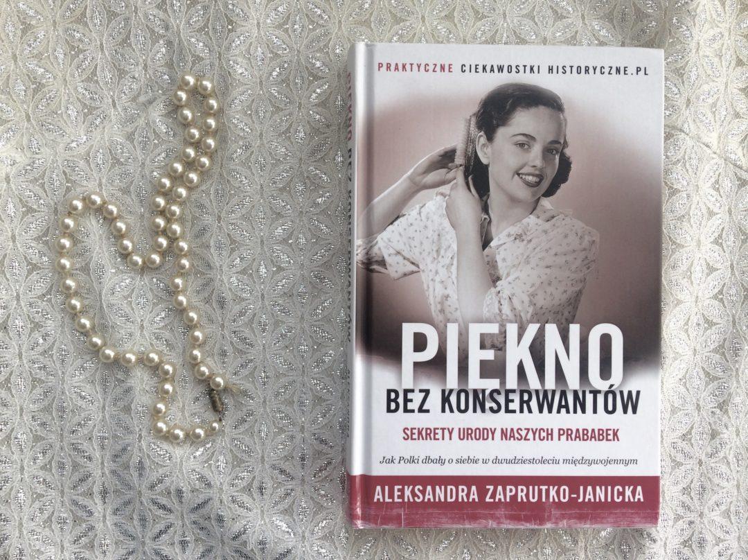 piękno bez konserwantów kobieta książka recenzja emancypacja