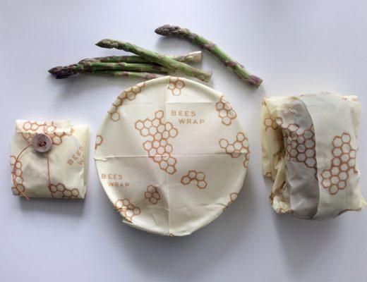 Bee's Wraps - pszczele szmatki do kuchni