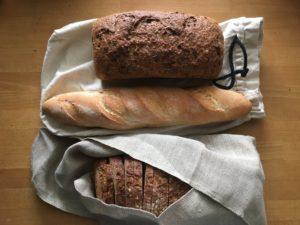 Chleb bez folii