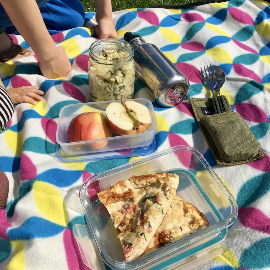 Piknik zero waste w moim wykonaniu