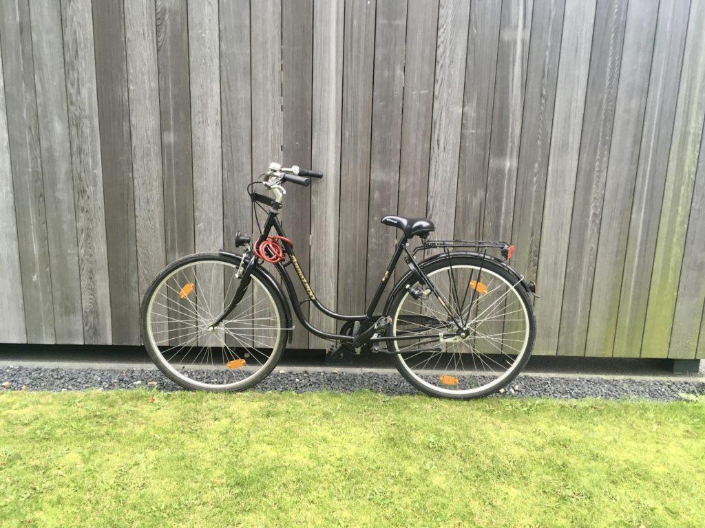 Rower zamiast samochodu? Jestem na tak