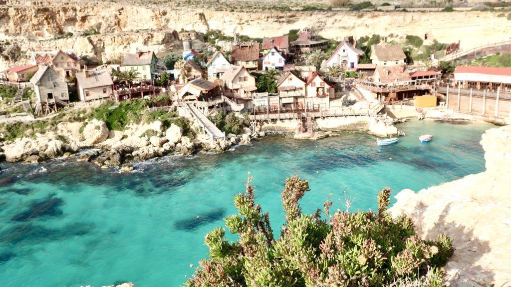 Wioska Popeye'a, Malta