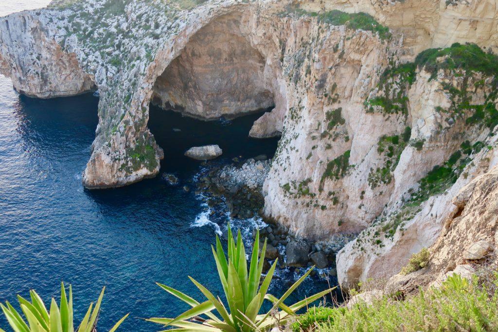Blue Grotto - Błękitna Grota, Malta