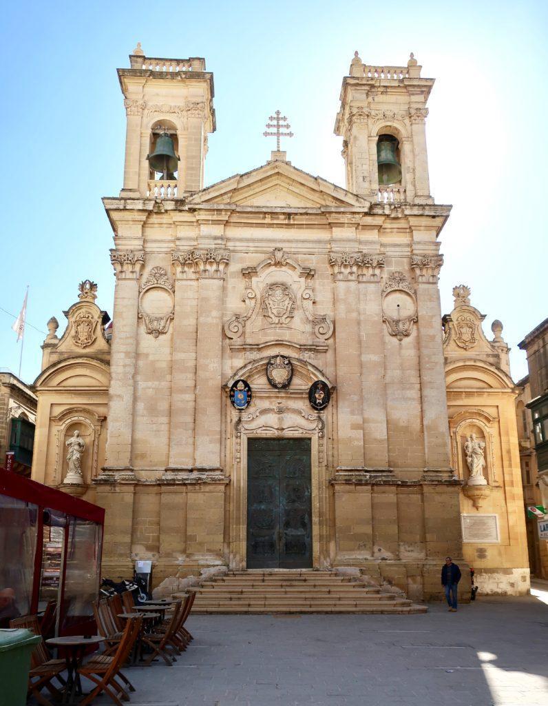 Plac Św. Jerzego - Victoria, Gozo
