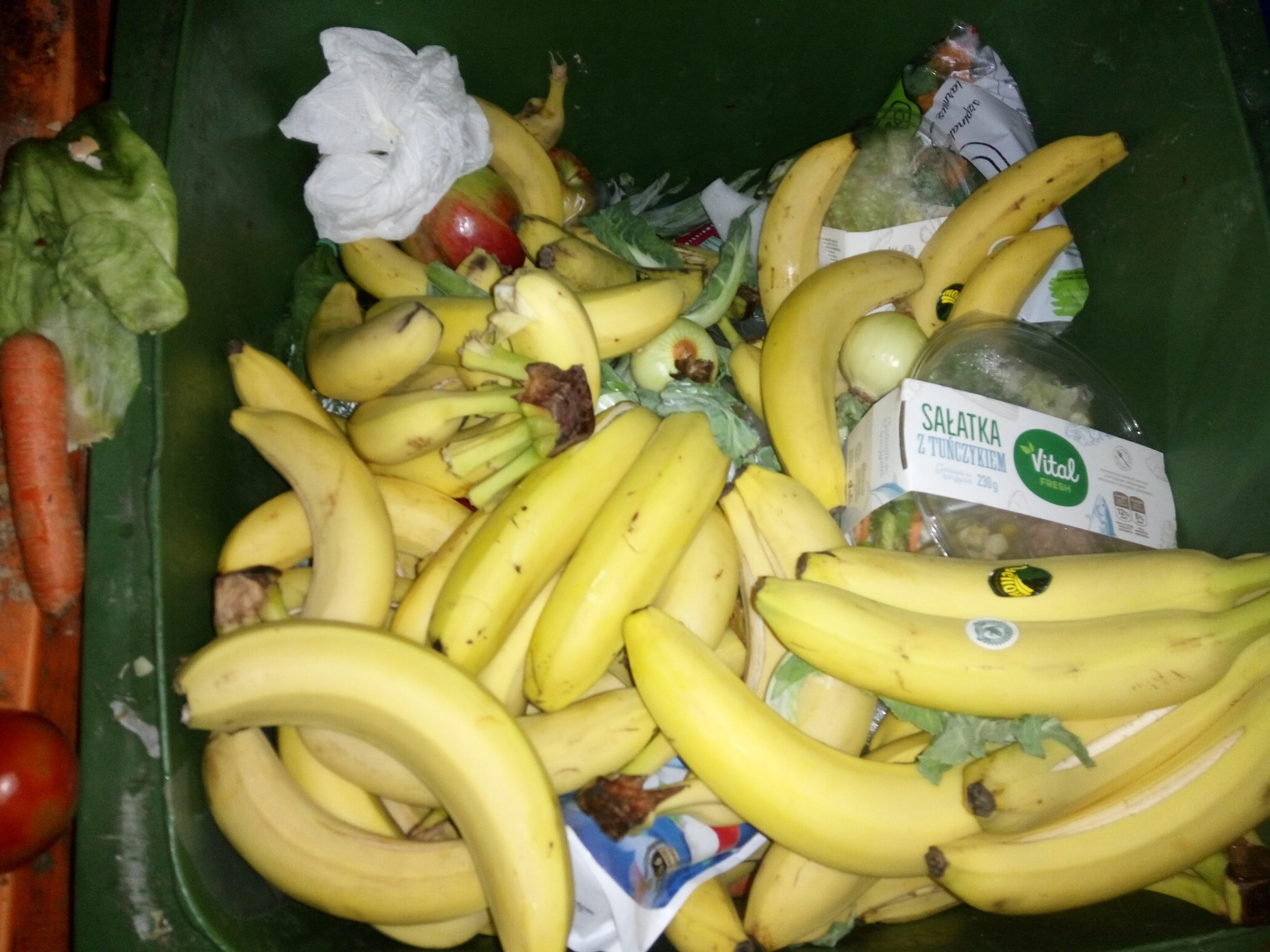 Niedoskonałe banany? A może banany-single?