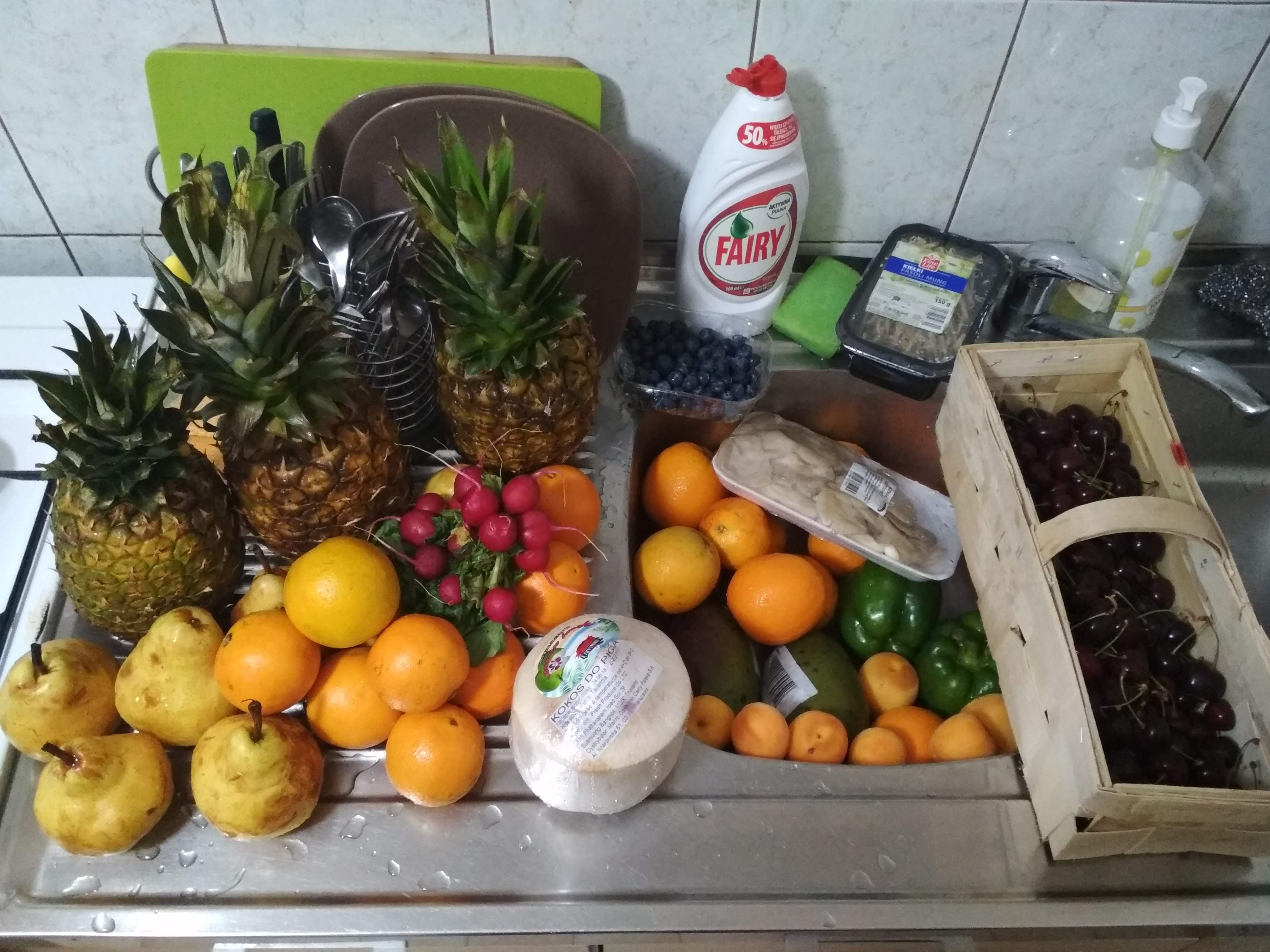 Tyle owoców można uratować