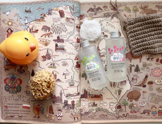 Baby Anthyllis ZERO szampon i płyn micelarny w szkle