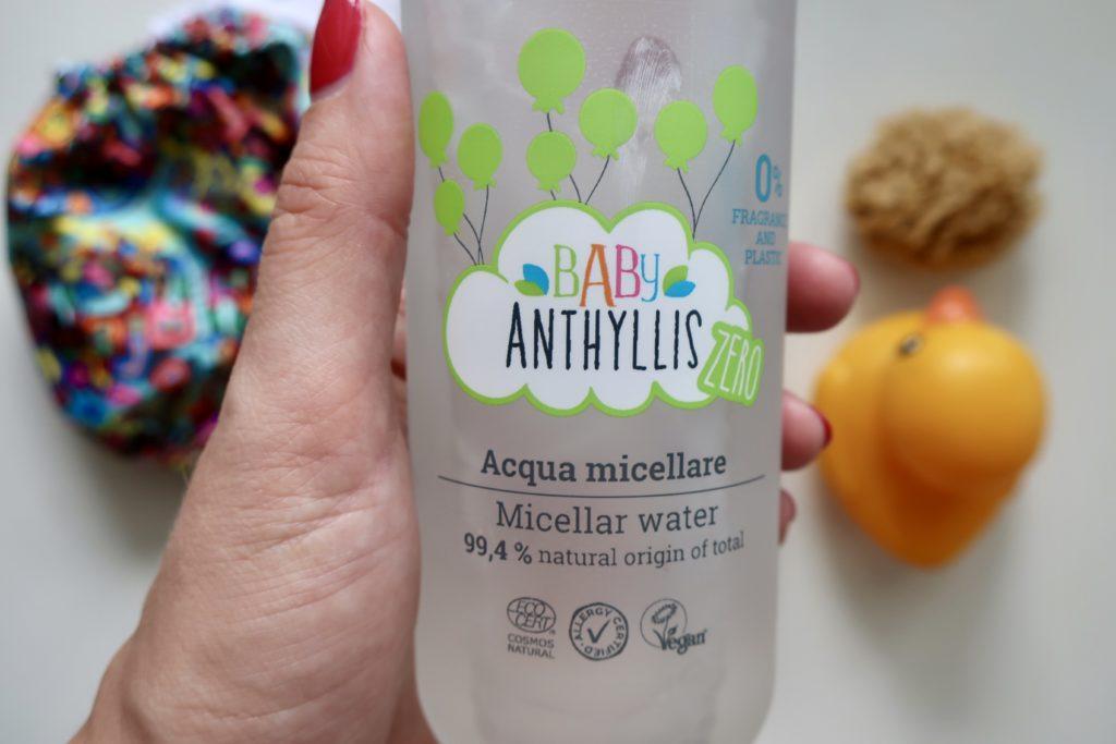Woda micelarna Baby Anthyllis ZERO w szkle