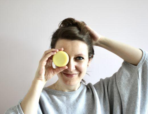 Odżywka w kostce Cztery Szpaki, czyli jak odżywiać włosy w stylu zero waste