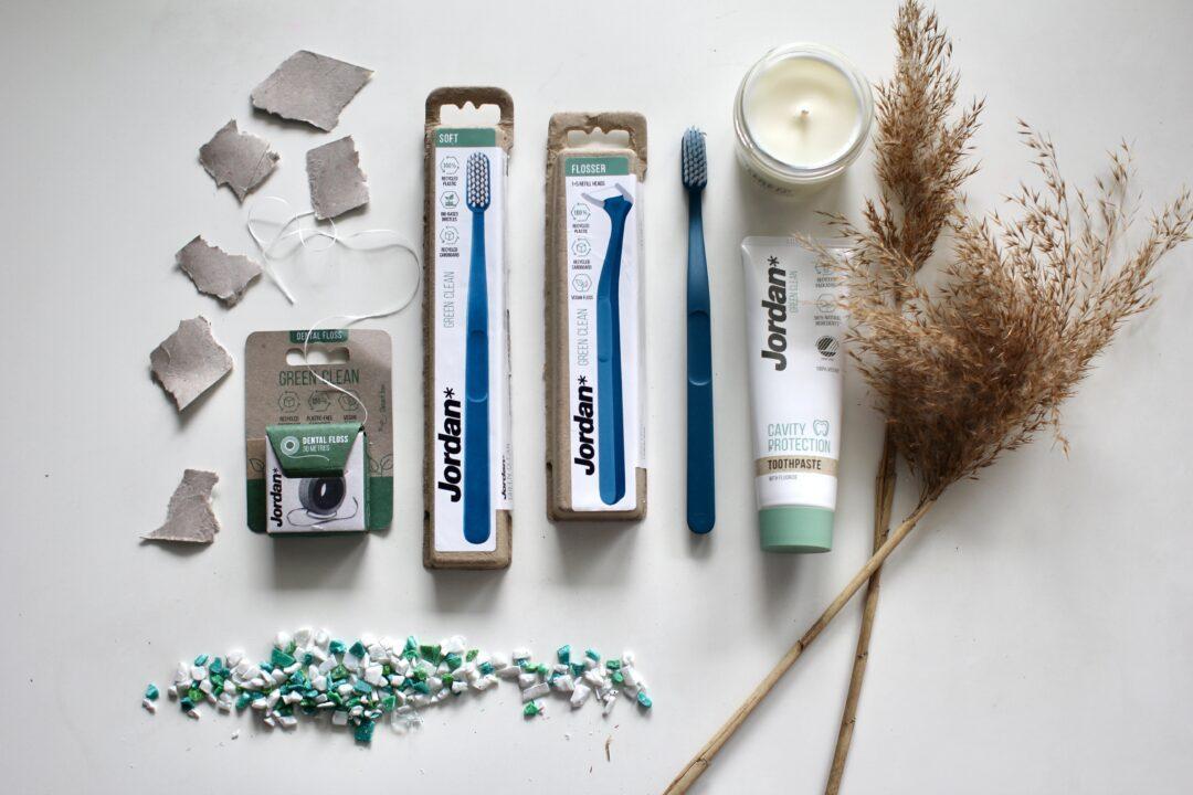 Jordan Green Clean - ekologiczna linia do higieny jamy ustnej