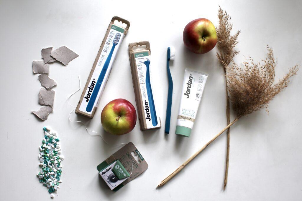 Nowa linia eko do higieny jamy ustnej Jordan Green Clean